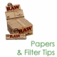 Papers & Filter Tips