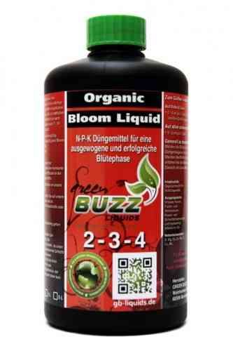 GBL Organic Bloom Liquid 1l